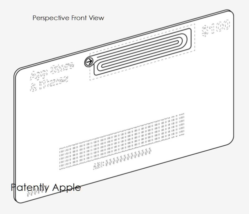 2X   fig. 1 - Apple Card Design Patent in Hong Kong - Patently Apple IP Report Aug 31  2019 -