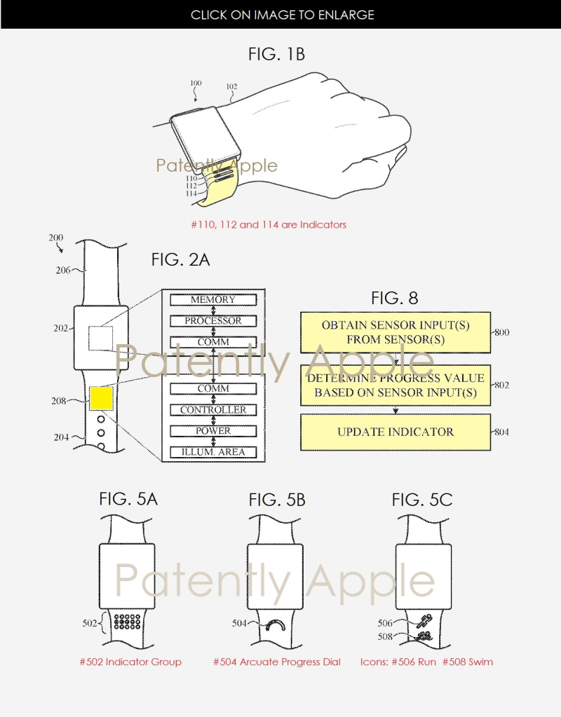 Apple wins a Trio of Apple Watch Patents covering Next-Gen