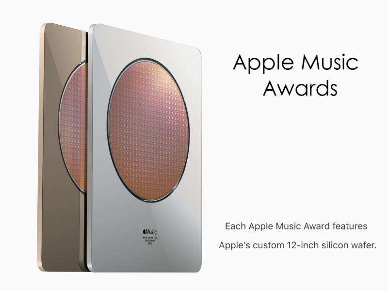 1 Final Apple Music Awards