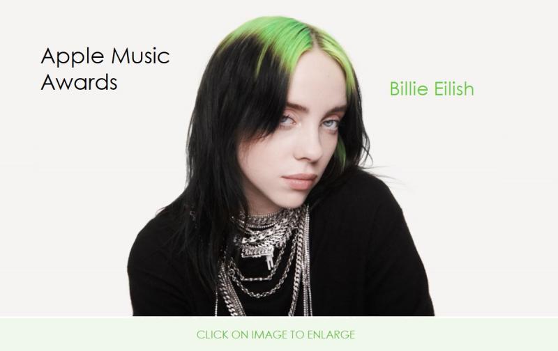 2  Billie Eilish