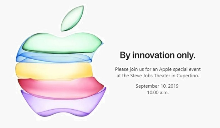 2 JP apple invite colors for phones says one rumor