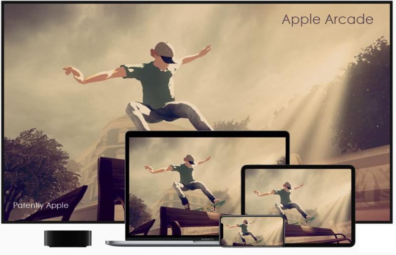 2 x Apple Arcade