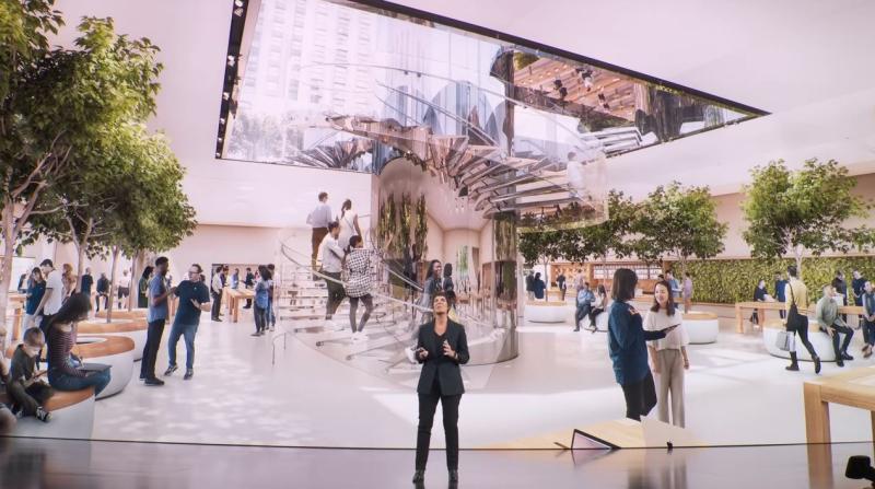 6 Apple Store NY slide 3