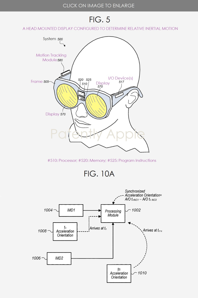 4 Apple patent figs 5 and Fig 10a