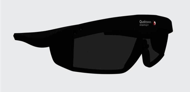 1 x cover Qualcomm XR2 Platform for smartglasses