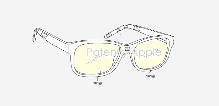 1 x Cover apple glasses