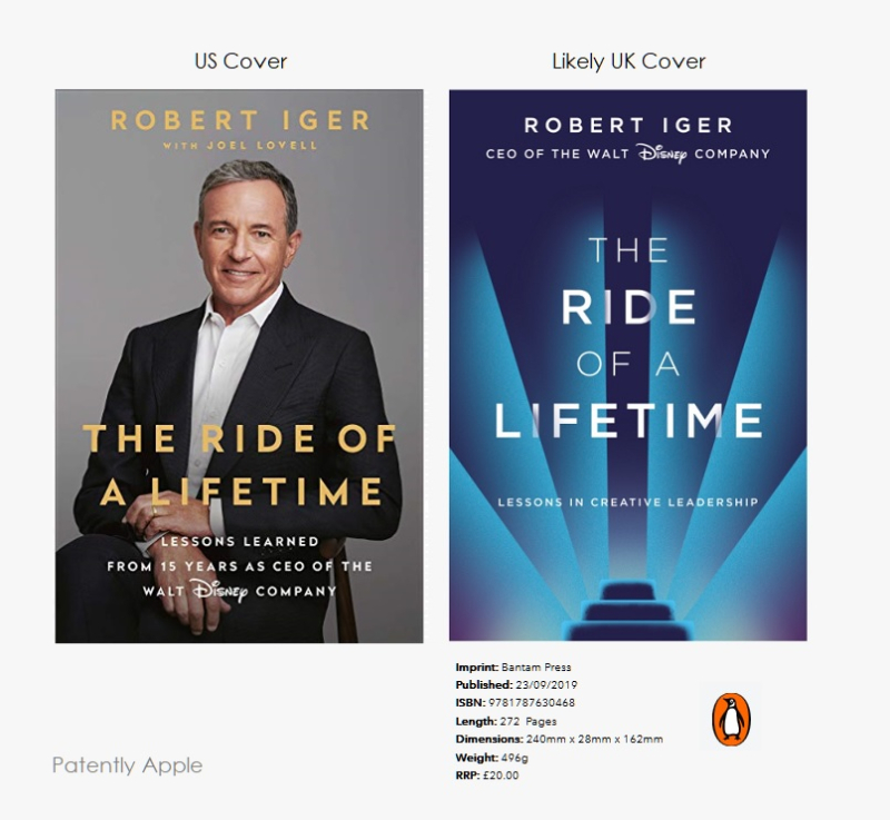 2 - Covers for The Ride of a Lifetime