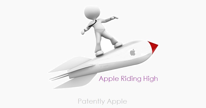 1 x Riding Hight  apple heading for best performance in a decade