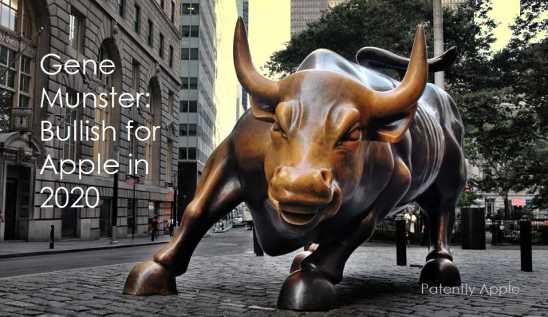 1 x Apple Bull makes prediction for 2020