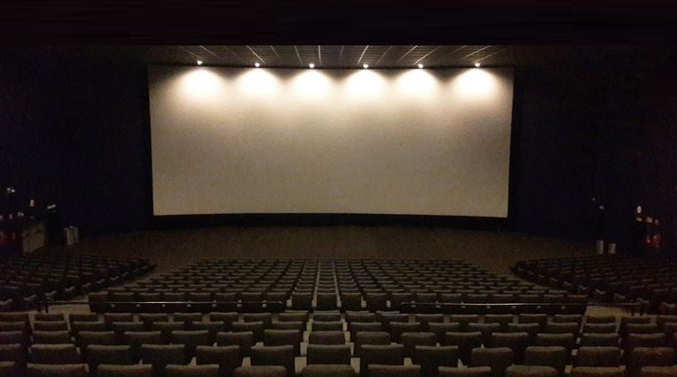 1 x Cover Theatrical releases