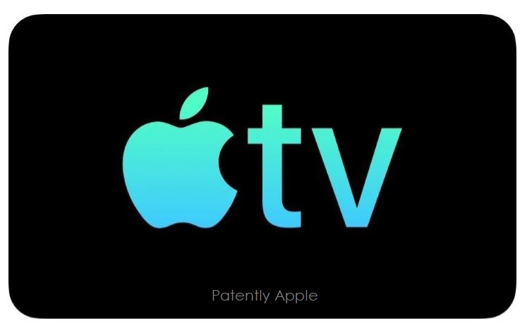 2 x2 Apple TV Logo from U.S. Patent and Trademark Office