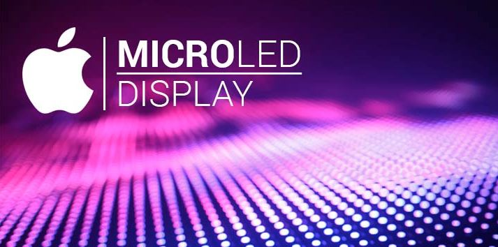 1 COVER APPLE  MICROLED PATENT REPORT
