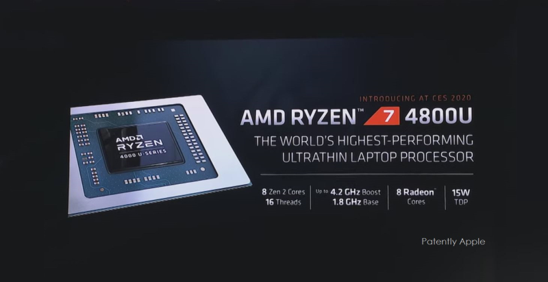 3 amd notebook chips