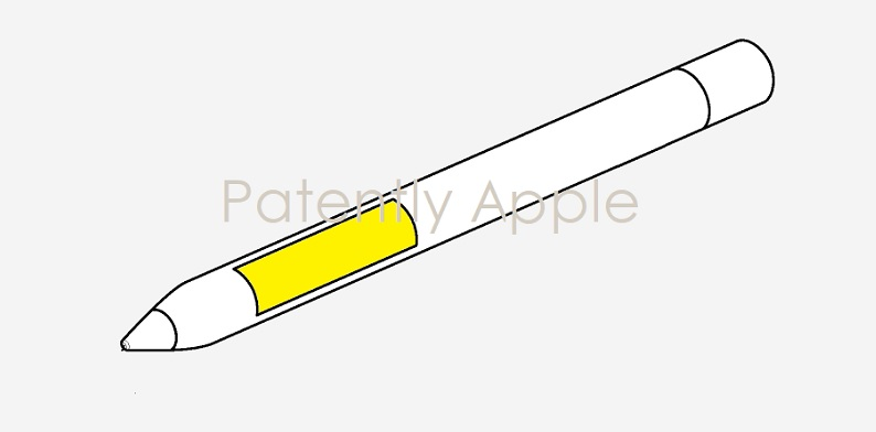 3 cover Apple Pencil with display