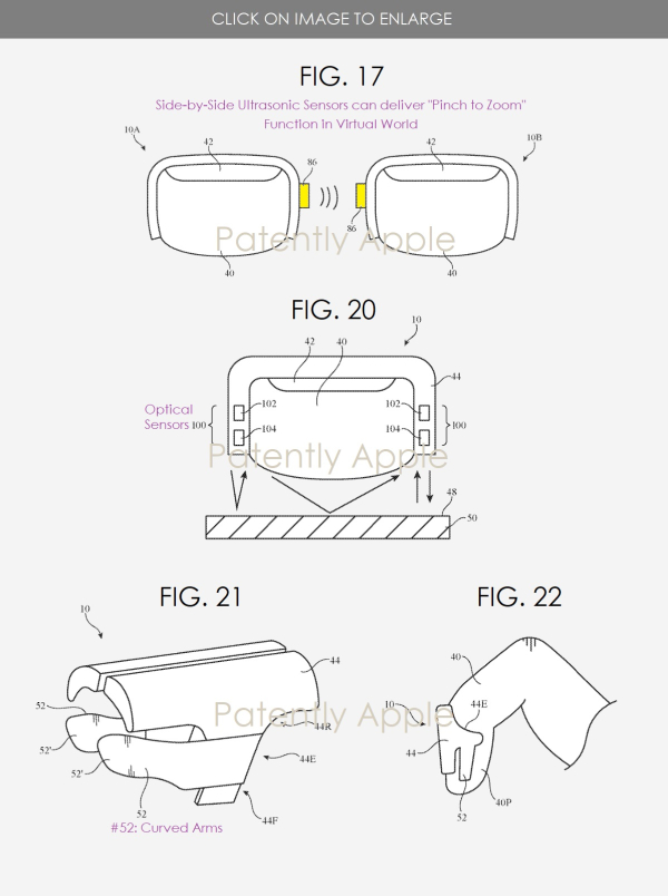 Apple Patent Reveals Smart Finger Devices that will be used to Control a Future Mixed Reality Headset
