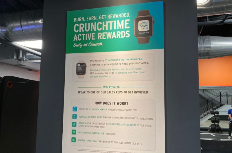 2 Crunchtime gym image