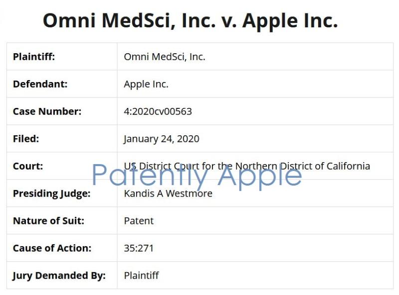 3  Omni MedSi v Apple