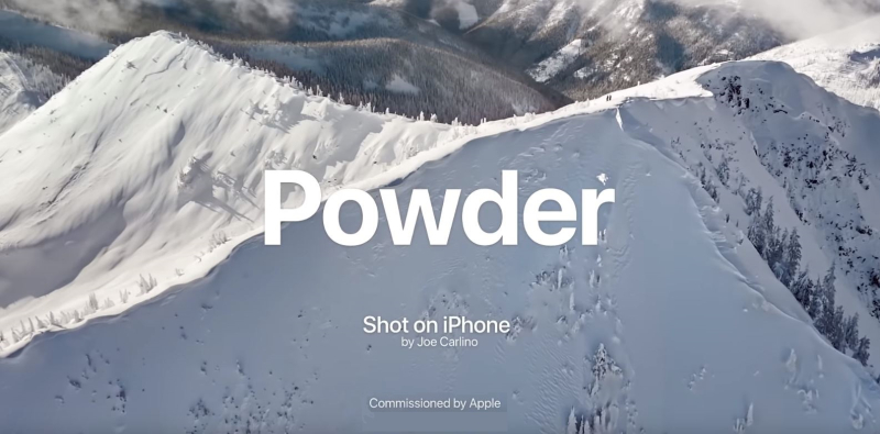 1 x Cover Powder  commissioned by Apple