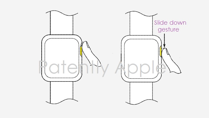 1 Cover eliminating the Apple Watch Crown