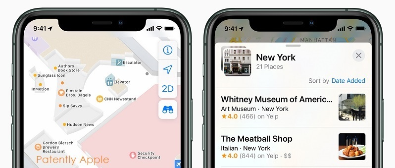 1 X Cover Apple Maps US Complete Jan 30  2020 - Patently Apple