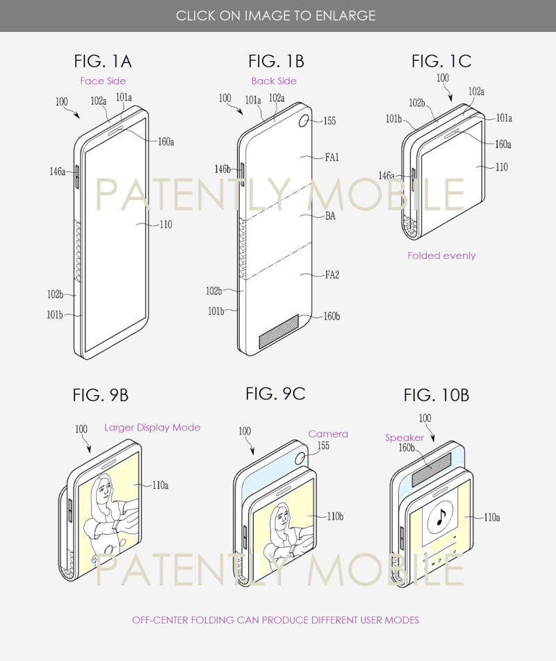 3 samsung reinventing the flip phone