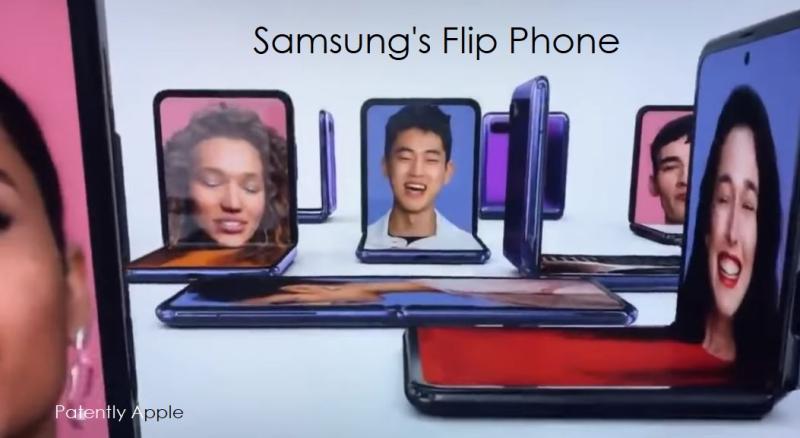 1 x Cover Samsung flip