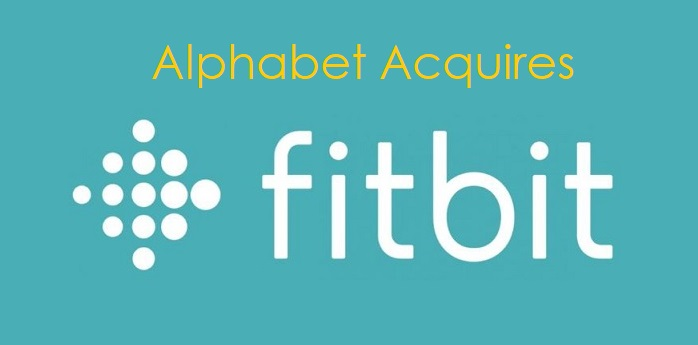 1 x cover  Alphabet makes bid to buy fitbit