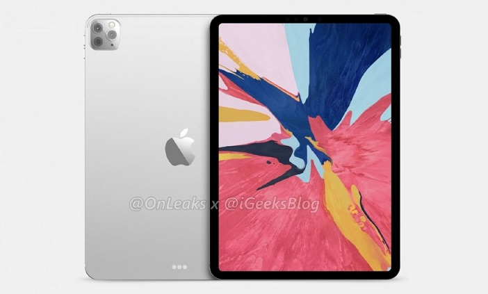 1 X Cover - 5G iPad Sept 2020