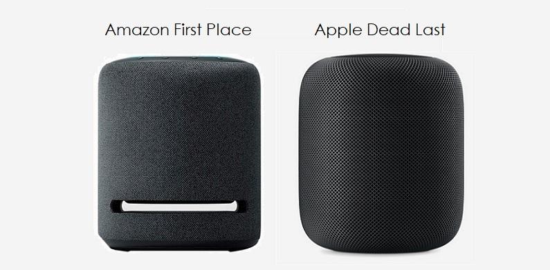 1 x Smart Speakers Q4 2020