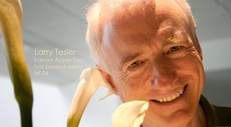 1 X Cover. Larry Tesler