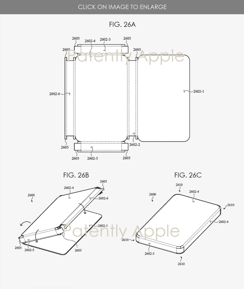 2 Final apple 6 side glass enclosure