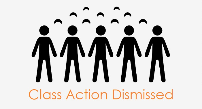 1 X Cover Class Action Dismissed