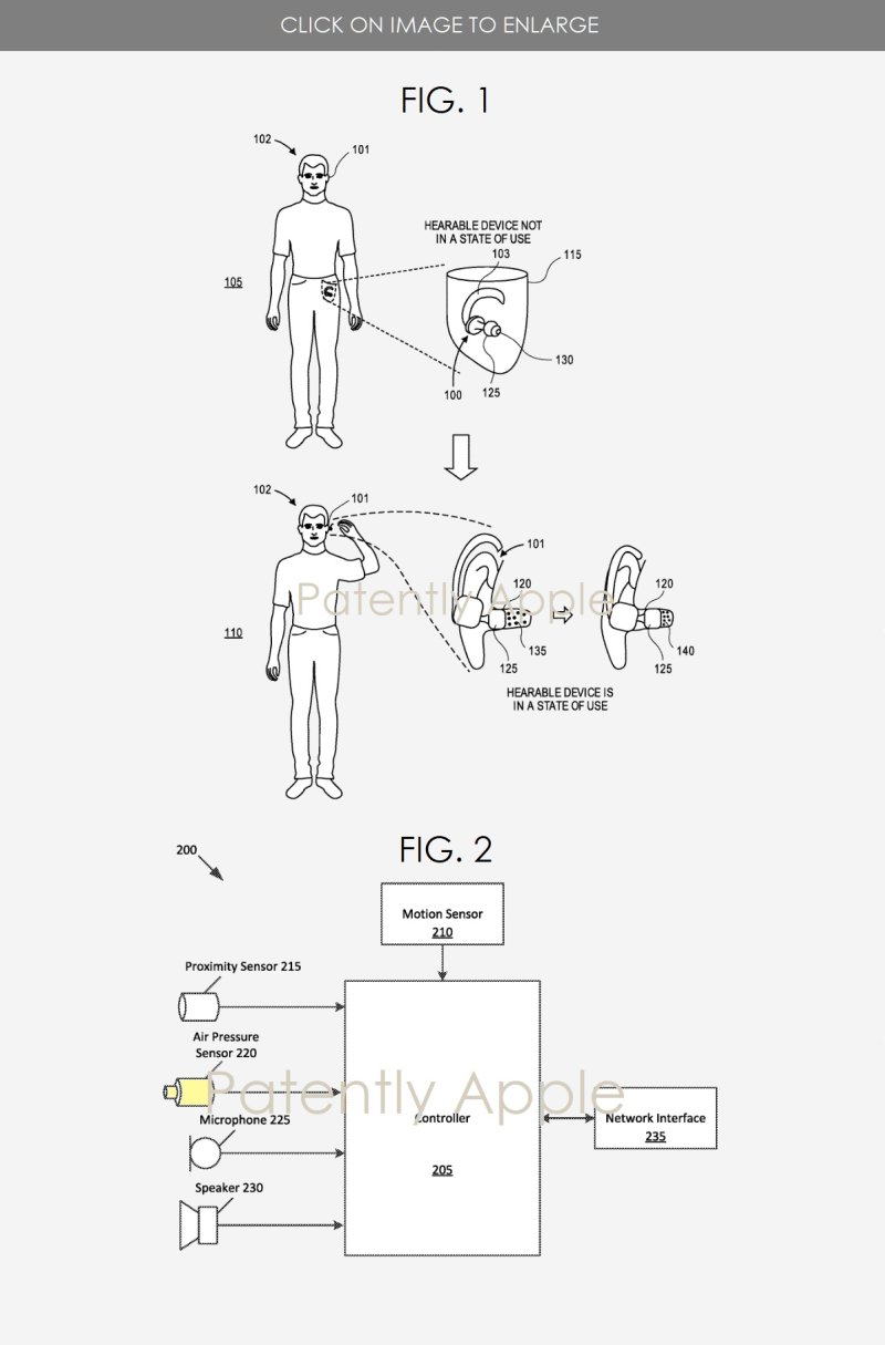 Apple Wins Patent For New  U0026 39 Air Pressure Sensor U0026 39  For Future Powerbeats And  Or Airpods Pro