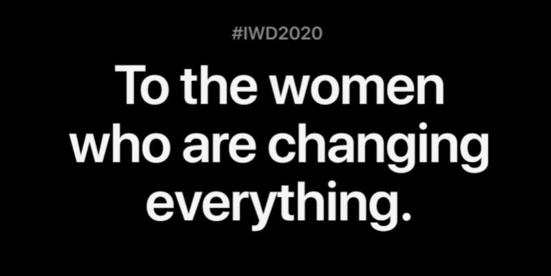 1 - Cover International Women's Day 2020