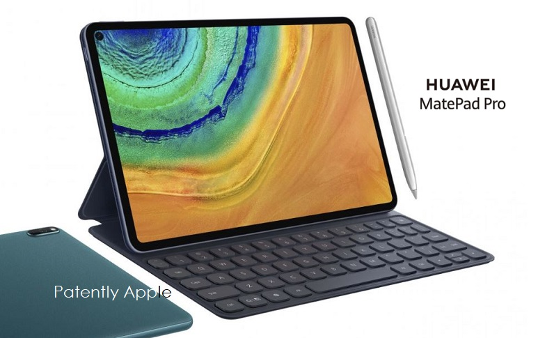 1 x cover Huawei  MatePad Pro tablet 2-in-1