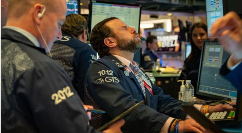 1 cover stock market jitters