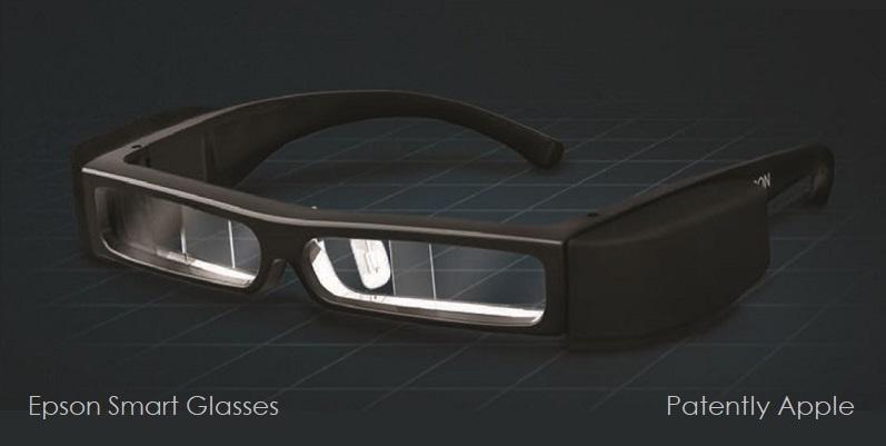 1 x cover epson smart glasses