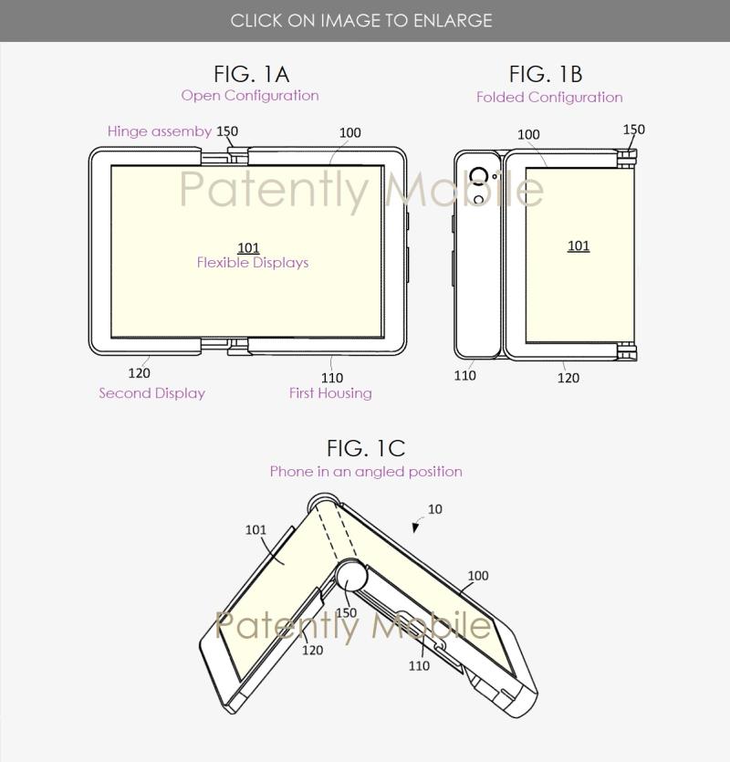 2 Google folding smartphone