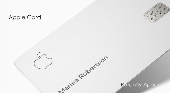 1 Apple card