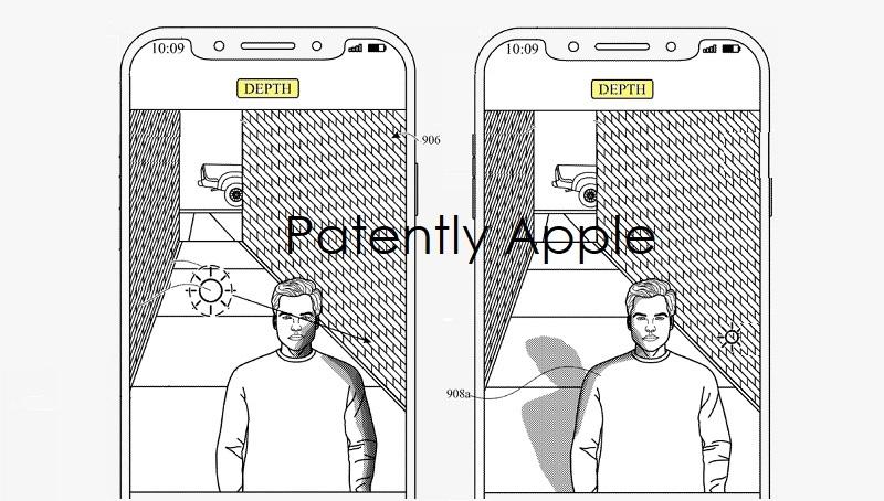 1 X iPhone 12 depth editiing