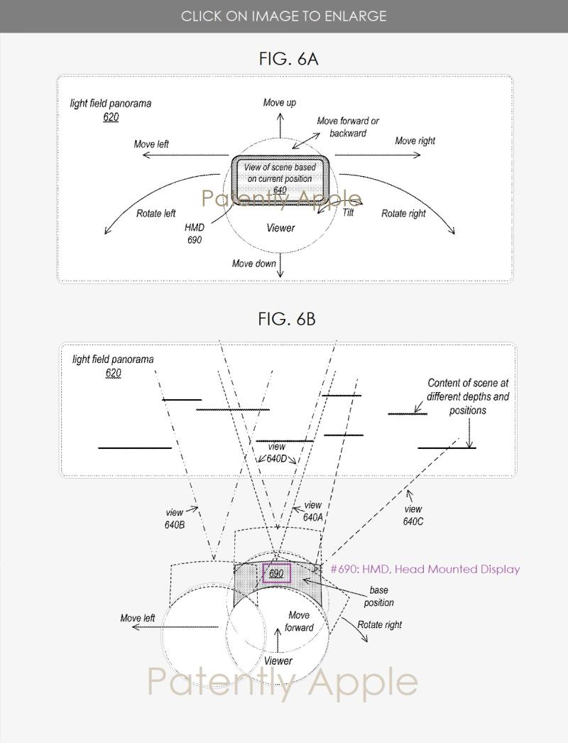 4 HMD  LIGHT FIELD CAMERA VIEW