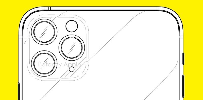 1 Cover iPhone 11 Pro design patent report