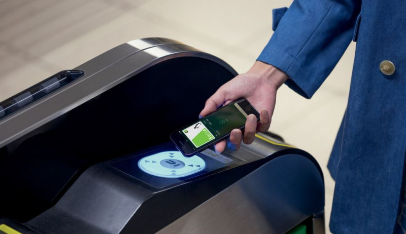 2 apple pay for transit