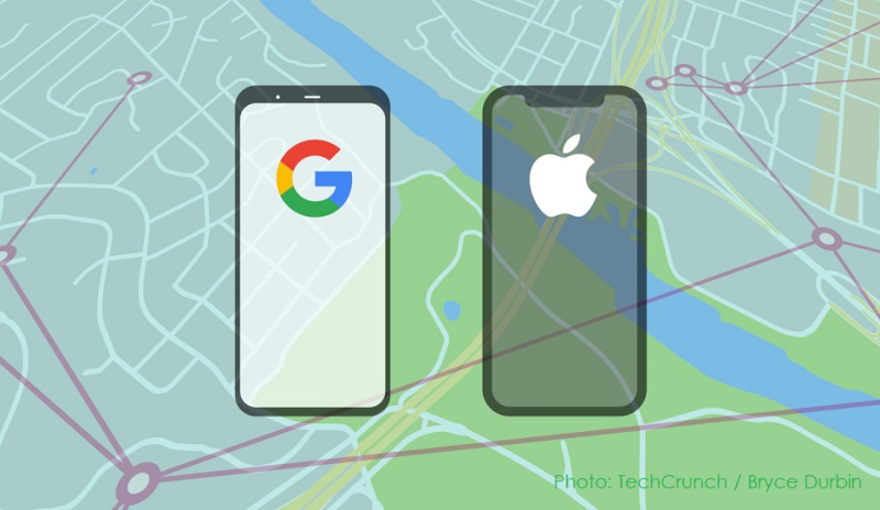 1 Cover contact tracing api google apple