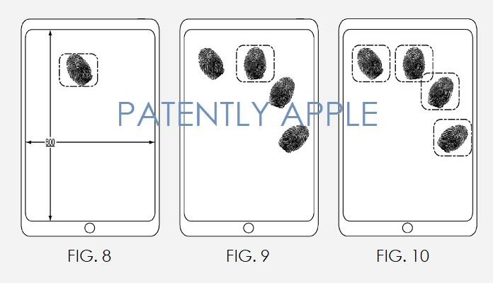 2 X under display fingerprint
