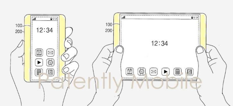 1 Cover  samsung expandable display concept patent - Copy