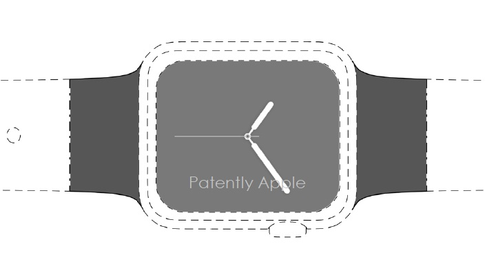 1 Cover Apple Watch design patent report