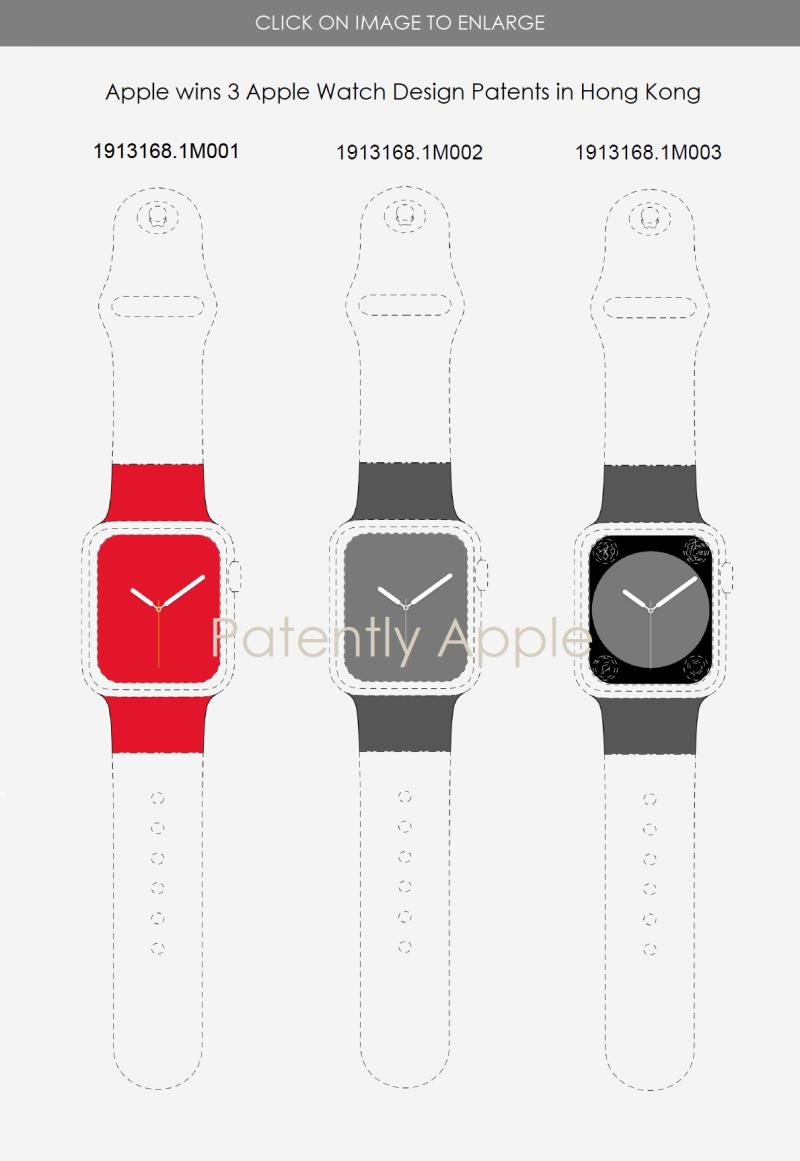 2 Apple Watch  3 design wins in Hong Kong