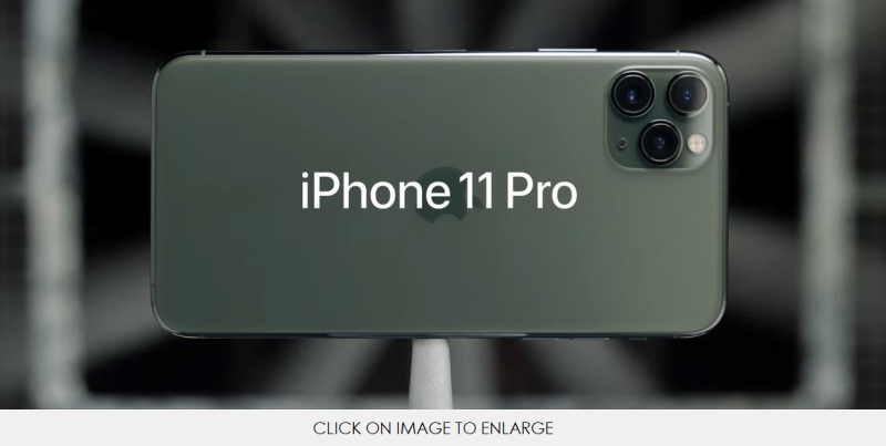 1 Cover - 3 new iPhone 11 ads