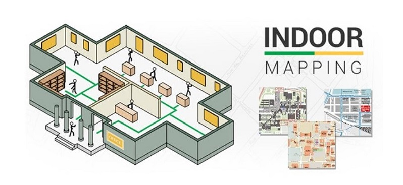 1 x INDOOR MAPPING NEWS  APPLE ACQUIRED INDOOR.IO